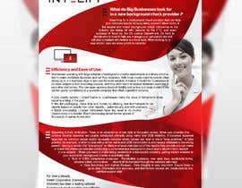 #15 cho Create brochure PDF design. bởi egraphicsvn