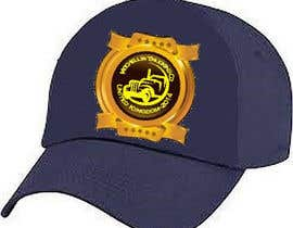 nº 12 pour Design 2* logos for trucking co, truckers hats par wbengelbrecht