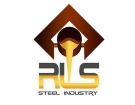 nº 39 pour Design a Logo for Steel Industry. par dipakart
