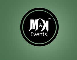 "#12 cho Logo for ""M&K Events"" bởi Moesaif"