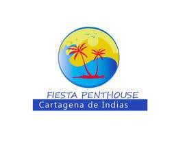 hammdraza0311 tarafından LOGO & Favicon for FiestaPenthouse Luxury Penthouse Rental Web Site için no 6