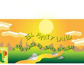 #5 para Social Graphic Design for ESLPartyLand.Com por A2ZD