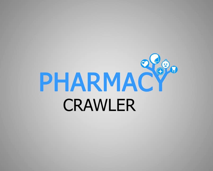 Kilpailutyö #115 kilpailussa Design a logo for a pharmaceutical product search engine