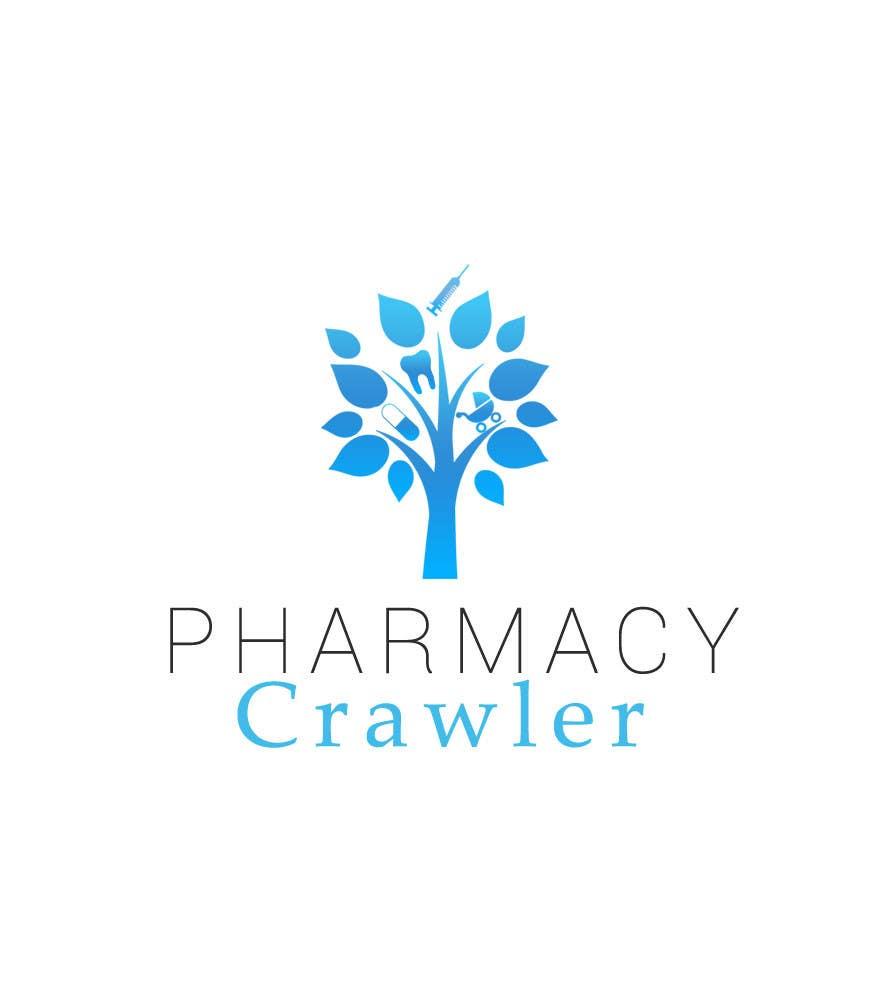 Kilpailutyö #37 kilpailussa Design a logo for a pharmaceutical product search engine