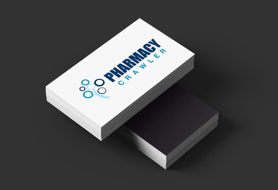 Kilpailutyö #117 kilpailussa Design a logo for a pharmaceutical product search engine