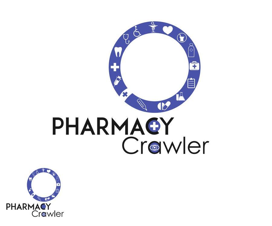Kilpailutyö #132 kilpailussa Design a logo for a pharmaceutical product search engine