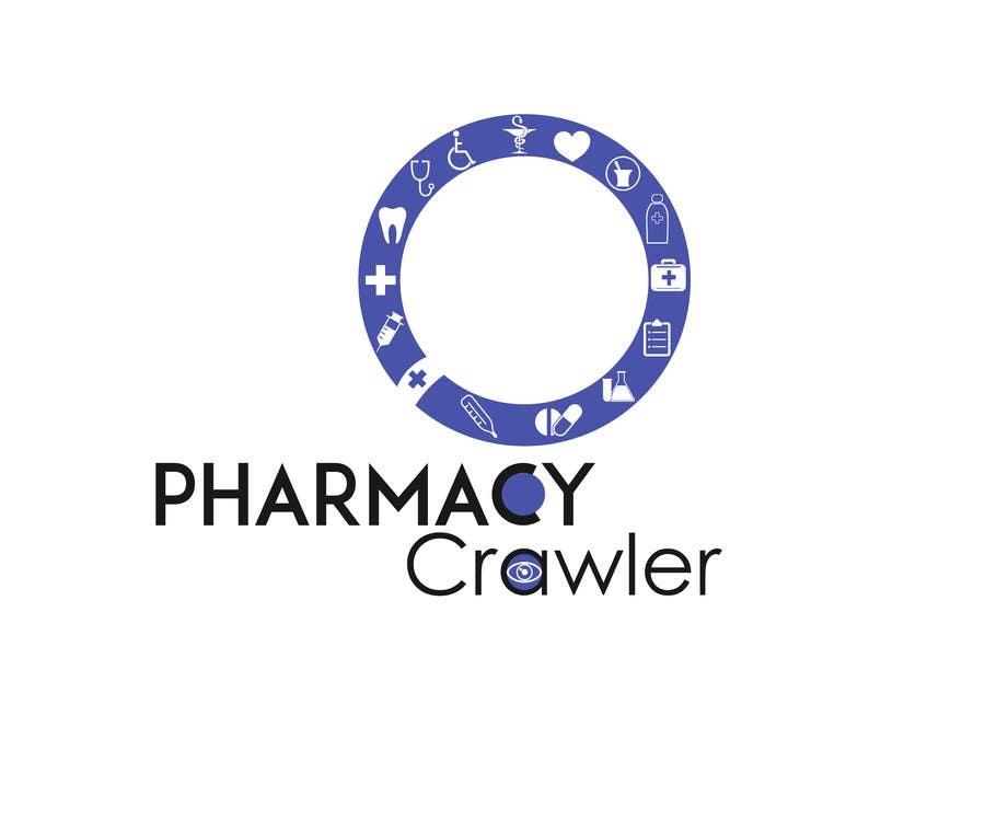 Kilpailutyö #133 kilpailussa Design a logo for a pharmaceutical product search engine