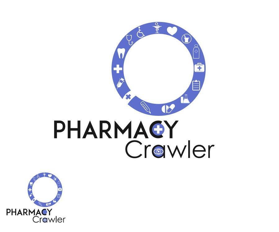 Kilpailutyö #137 kilpailussa Design a logo for a pharmaceutical product search engine