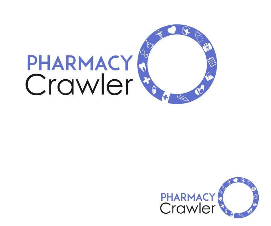 Kilpailutyö #140 kilpailussa Design a logo for a pharmaceutical product search engine