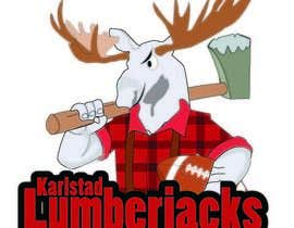 nº 3 pour Design a Logo for Karlstad Lumberjacks - American Football Team (NOT Soccer) par mburhanudin