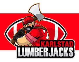 nº 18 pour Design a Logo for Karlstad Lumberjacks - American Football Team (NOT Soccer) par MyPrints