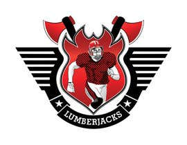 nº 21 pour Design a Logo for Karlstad Lumberjacks - American Football Team (NOT Soccer) par parmitu