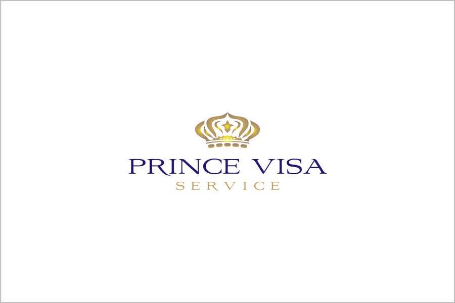 #136 for Logo Design for Prince Visa Service by astica