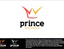 #272 for Logo Design for Prince Visa Service by DesignPRO72