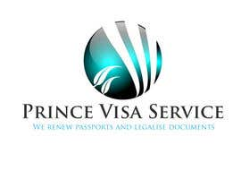 #244 for Logo Design for Prince Visa Service af stephen66