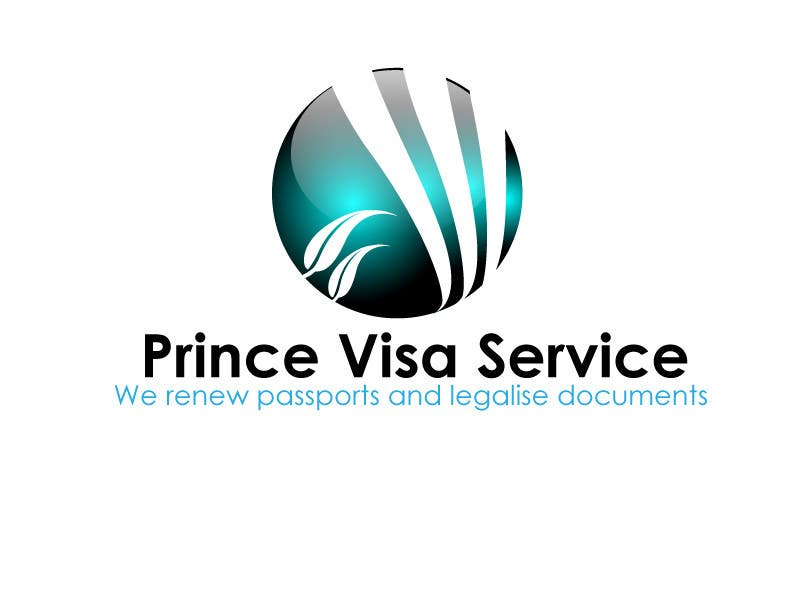 #229 for Logo Design for Prince Visa Service by stephen66
