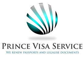 #283 for Logo Design for Prince Visa Service by stephen66