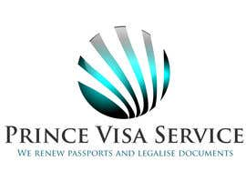 #280 for Logo Design for Prince Visa Service af stephen66