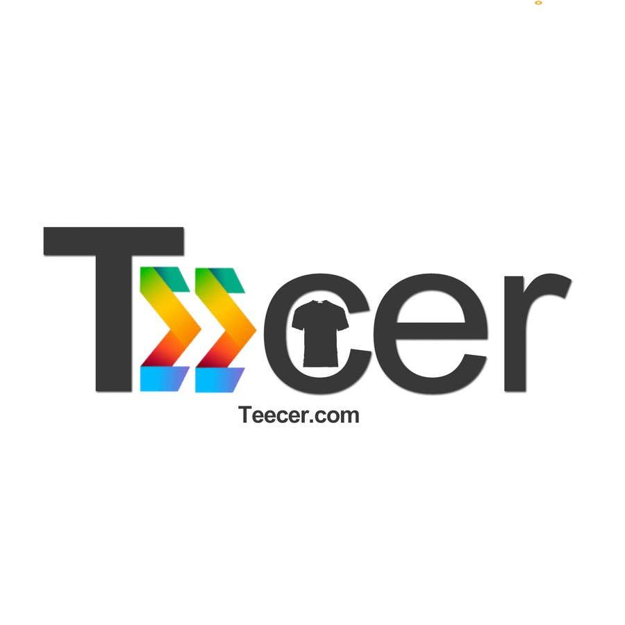 "Kilpailutyö #20 kilpailussa Design a Logo for ""Teecer"""