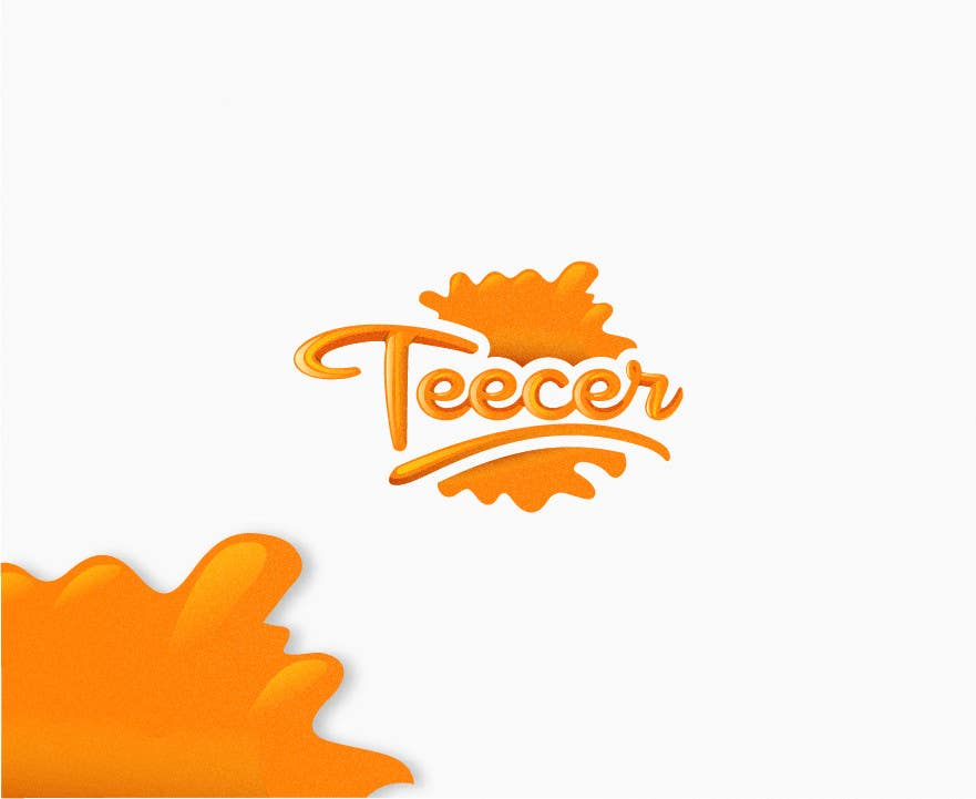 "Kilpailutyö #16 kilpailussa Design a Logo for ""Teecer"""