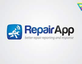 #351 для Logo Design for RepairApp от Ferrignoadv
