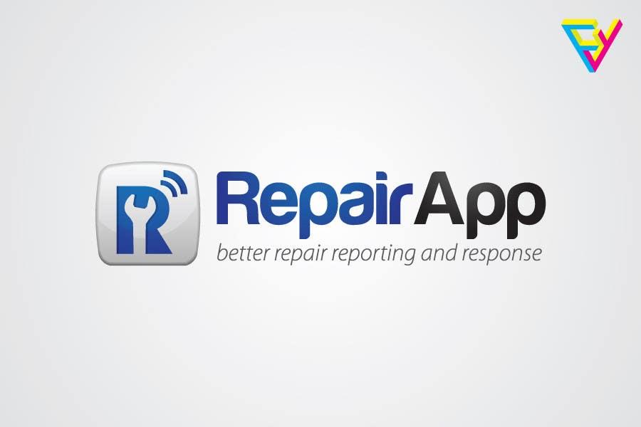 Конкурсная заявка №127 для Logo Design for RepairApp