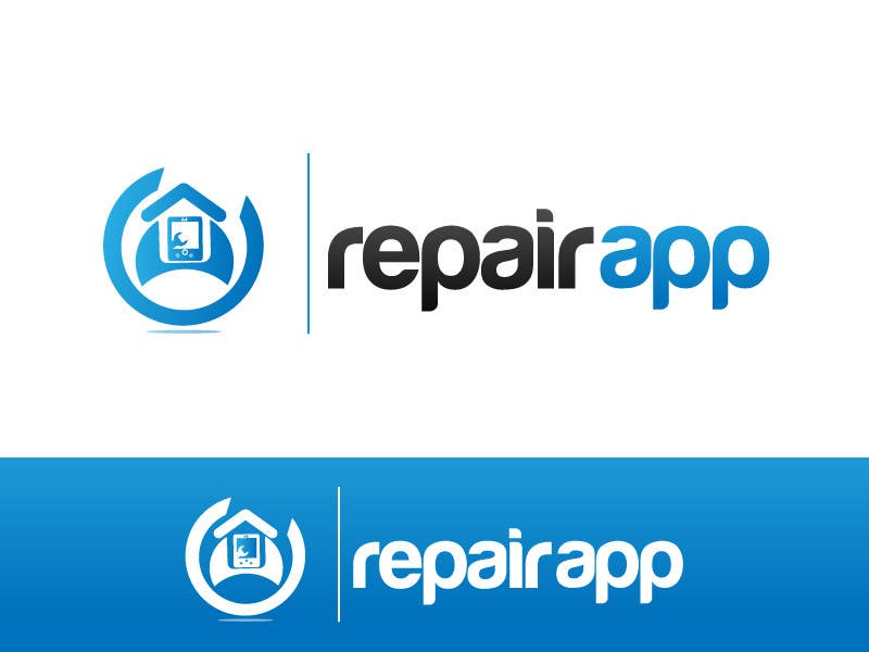#288 for Logo Design for RepairApp by rraja14