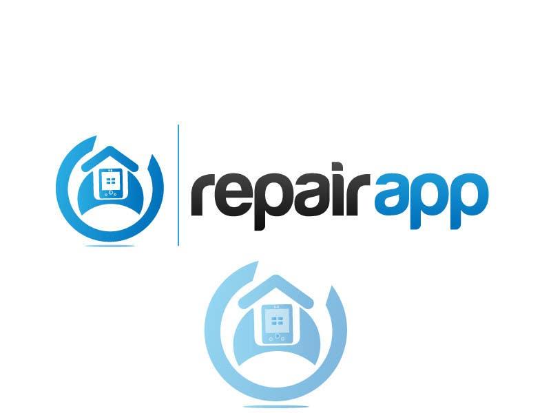 #287 for Logo Design for RepairApp by rraja14