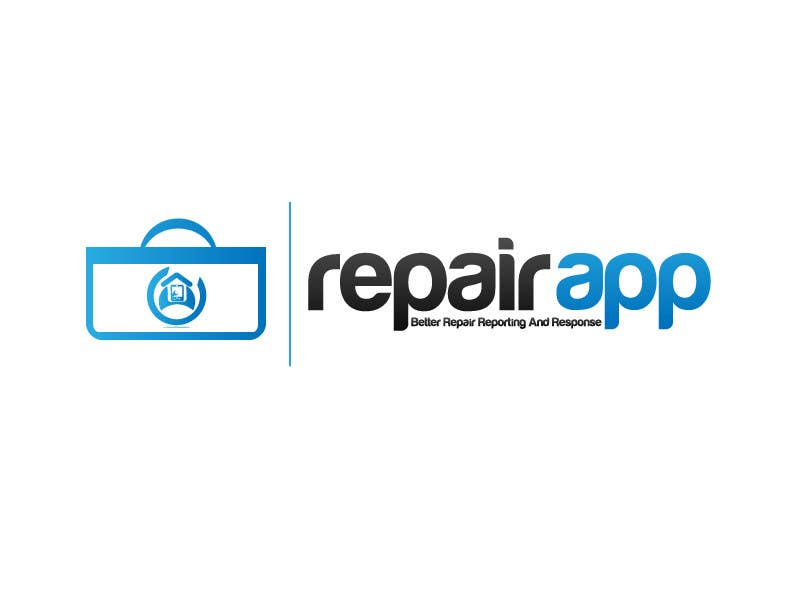 #309 for Logo Design for RepairApp by rraja14