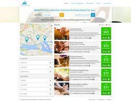 #103 untuk Website for Online Booking oleh eleopardstudios