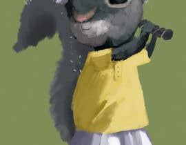 licarto tarafından Teenage Golfing Female Squirrel için no 2
