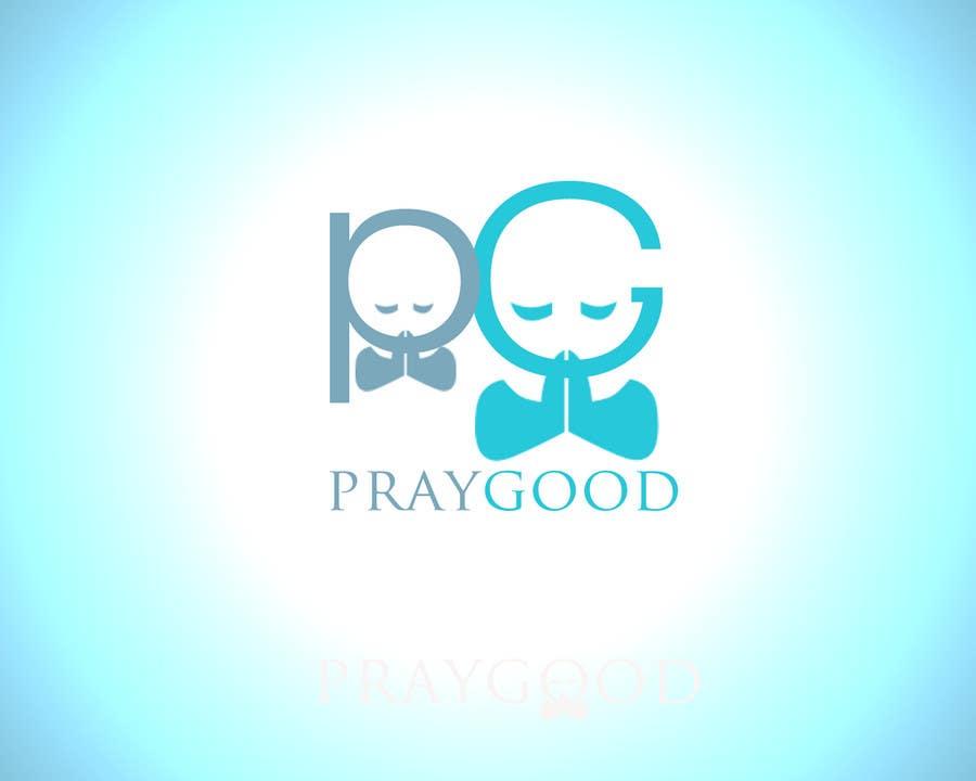 Конкурсная заявка №170 для Logo Design for praygood.com