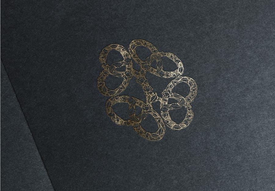Inscrição nº 27 do Concurso para Design a FLORAL pattern for a LOGO