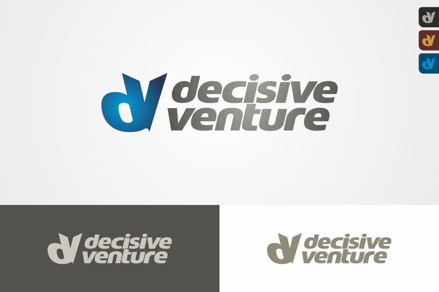 Bài tham dự cuộc thi #                                        260                                      cho                                         Logo Design for Decisive Venture