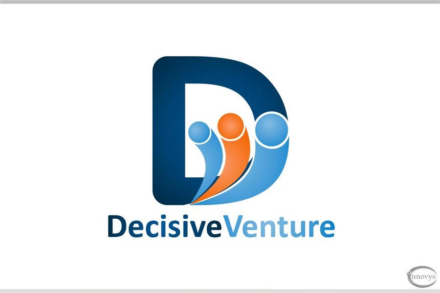 Bài tham dự cuộc thi #                                        432                                      cho                                         Logo Design for Decisive Venture