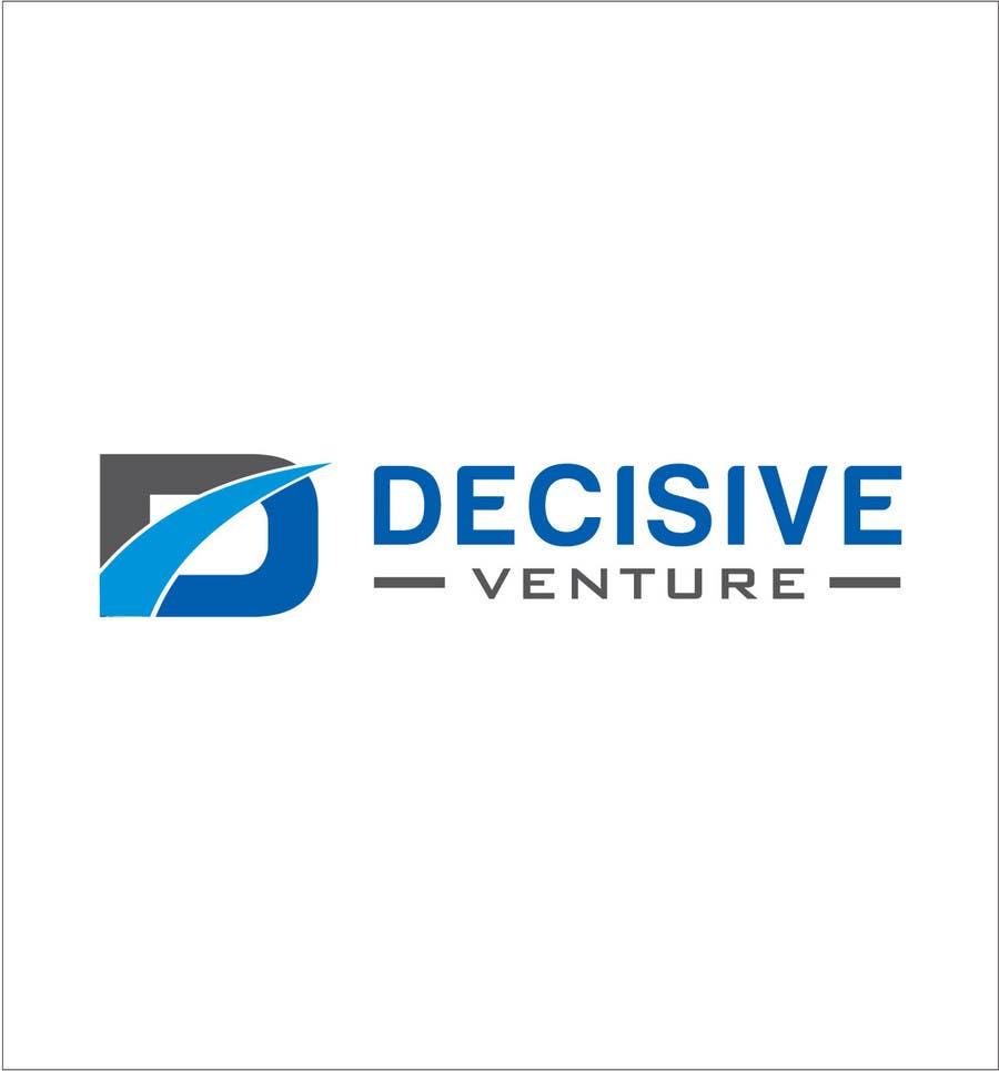 Bài tham dự cuộc thi #                                        266                                      cho                                         Logo Design for Decisive Venture