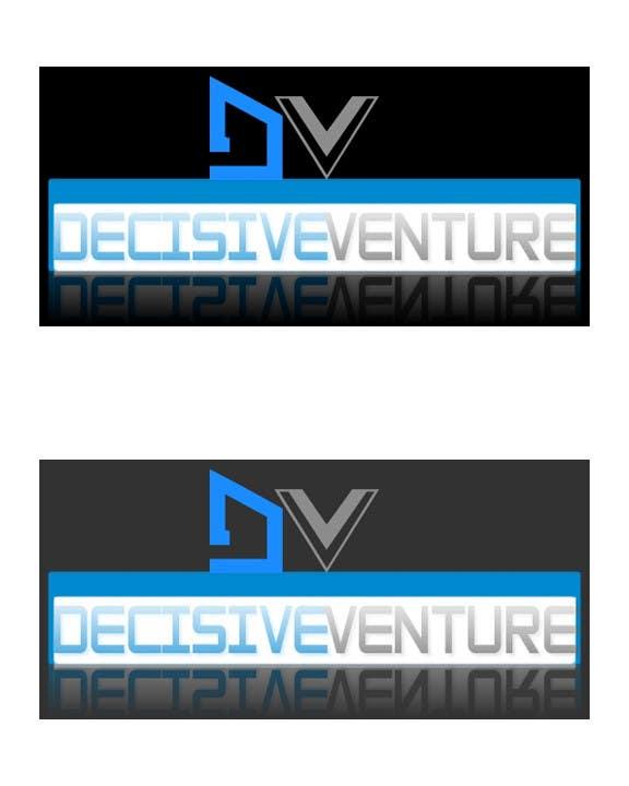 Bài tham dự cuộc thi #                                        353                                      cho                                         Logo Design for Decisive Venture