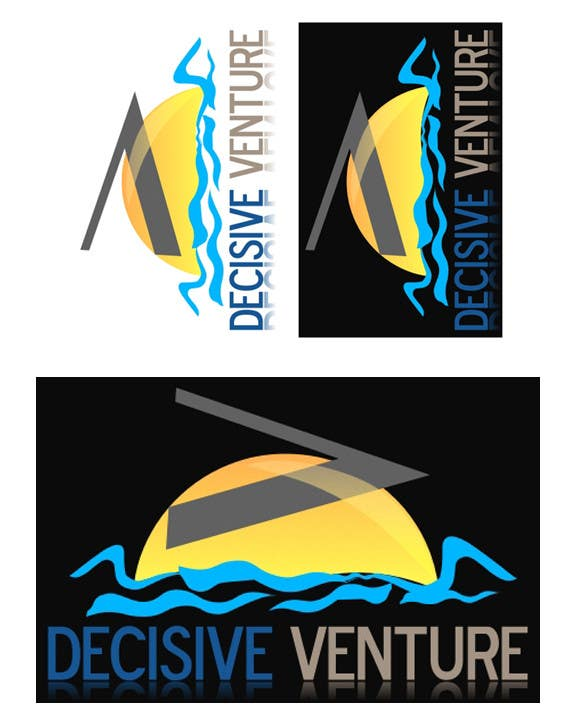 Bài tham dự cuộc thi #                                        318                                      cho                                         Logo Design for Decisive Venture