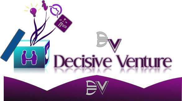 Bài tham dự cuộc thi #                                        394                                      cho                                         Logo Design for Decisive Venture