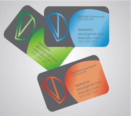 Bài tham dự cuộc thi #                                        289                                      cho                                         Logo Design for Decisive Venture