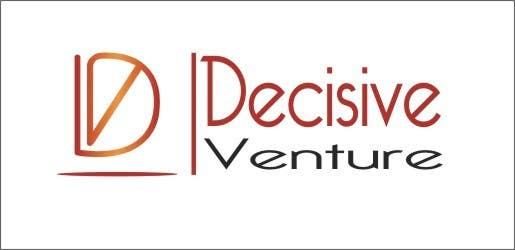Bài tham dự cuộc thi #                                        280                                      cho                                         Logo Design for Decisive Venture