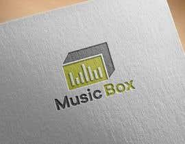 notaly tarafından Music Box - Logo Design için no 123