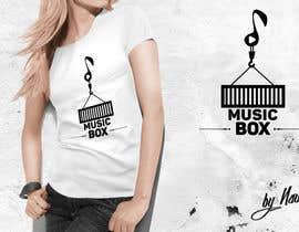 Naumovski tarafından Music Box - Logo Design için no 121