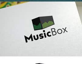 laurentiufilon tarafından Music Box - Logo Design için no 36