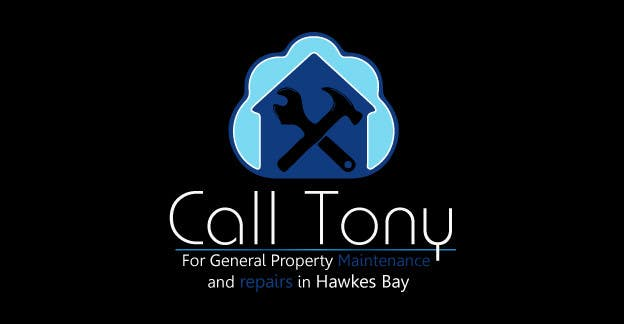 Kilpailutyö #9 kilpailussa Design a Logo, Flyer and Banner for Call Tony
