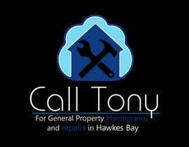 #9 for Design a Logo, Flyer and Banner for Call Tony by pichukiller