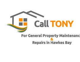 #7 for Design a Logo, Flyer and Banner for Call Tony by elena13vw