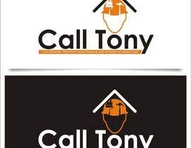 #82 untuk Design a Logo, Flyer and Banner for Call Tony oleh indraDhe