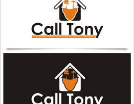 #83 for Design a Logo, Flyer and Banner for Call Tony by indraDhe
