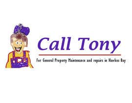 #5 untuk Design a Logo, Flyer and Banner for Call Tony oleh husarvasile